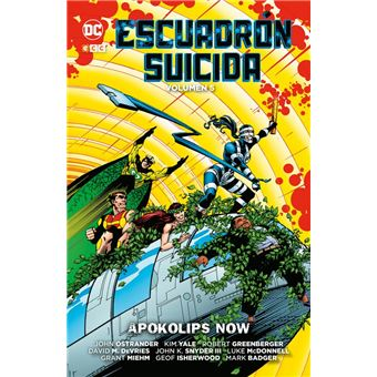 Escuadrón Suicida vol. 05: Apokolips Now