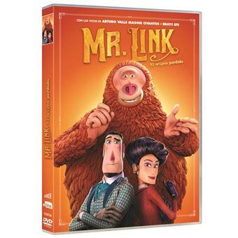 Mr. Link: El origen perdido - DVD