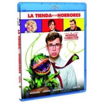 La tienda de los horrores - Blu-Ray