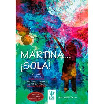 Martina... ¡Sola!