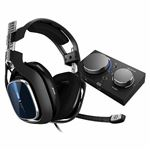 Auriculares gaming con cable Astro Pro TR + A40 TR - MixAmp - PS4 / PC