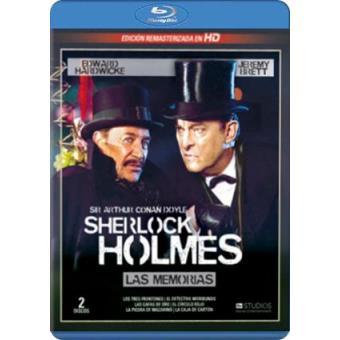 Pack Sherlock Holmes: Las memorias de Sherlock - Blu-Ray