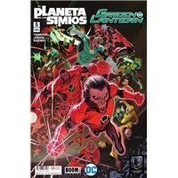 Green Lantern/El Planeta de los Simios núm. 05 (de 6) Grapa
