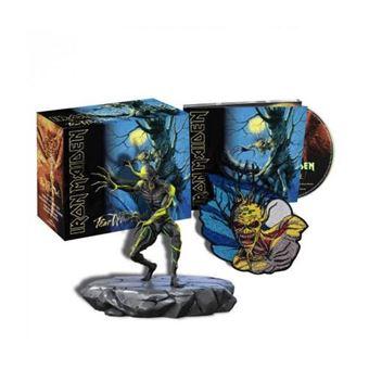 Fear Of The Dark - Ed Coleccionista CD+ Figura + Parche