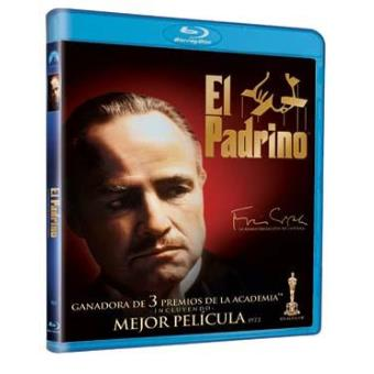 El Padrino: La remasterización de Coppola - Blu-Ray
