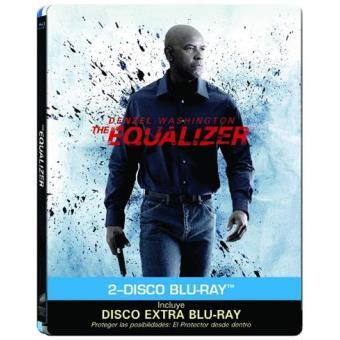 El Protector - The Equalizer - Blu-Ray Steelbook - Exclusiva internet
