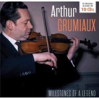 Milestones of a Legend. 17 Original Albums: Arthur Grumiaux  (10 CD)