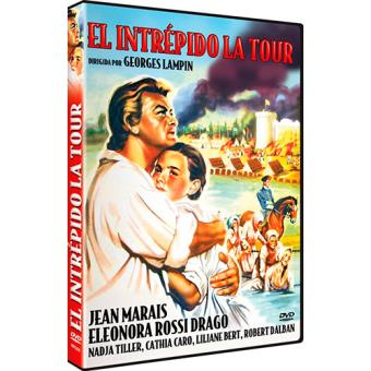 El Intrépido La Tour - DVD
