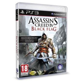 Assassin's Creed IV Black Flag Edición Bonus PS3