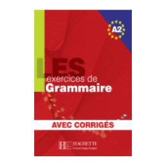 Les exercices de grammaire A2