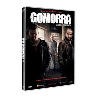 Gomorra - Temporada 2 - DVD
