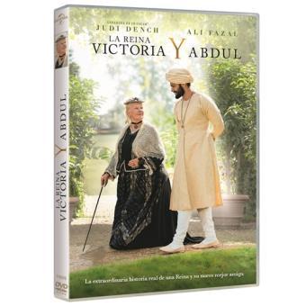 La Reina Victoria y Abdul - DVD