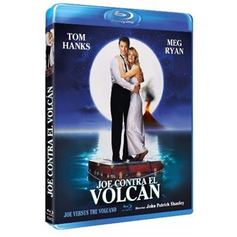 Joe contra el volcán - Blu-ray