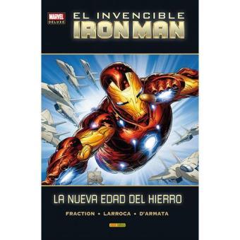 Invencible Iron Man 5: La nueva Edad del Hierro