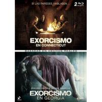 Pack Exorcismo en Georgia + Exorcismo en Connecticut - Blu-Ray