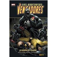 Los Poderosos Vengadores. La bomba de veneno. Marvel Deluxe