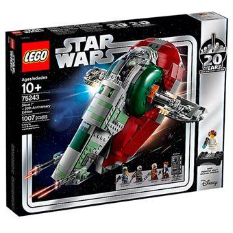 LEGO Star Wars 75243 Esclavo I - Ed 20 Aniversario