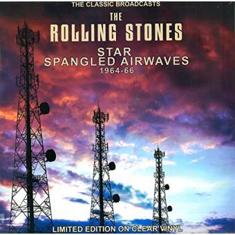 Star Spangled Airwaves 1964-66 - Vinilo