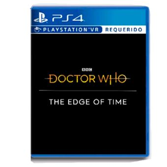 Doctor Who The Edge Of Time PS4 VR