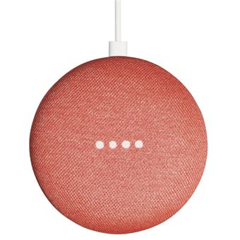 Altavoz Inteligente Google Home Mini Coral