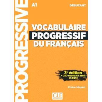 Vocabulaire Progressif du Français. Débutant. 3e Édition