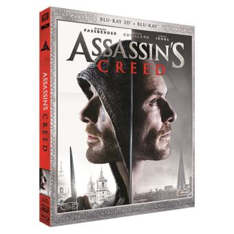 Assassin's Creed - Blu-Ray + 3D