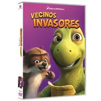 Vecinos invasores - DVD