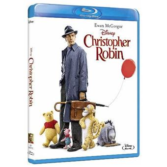 Christopher Robin - Blu-Ray