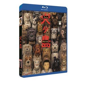 Isla de perros - Blu-Ray