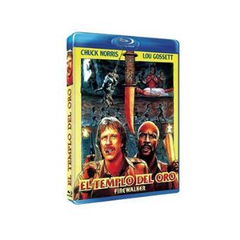 El templo de oro - Blu-Ray