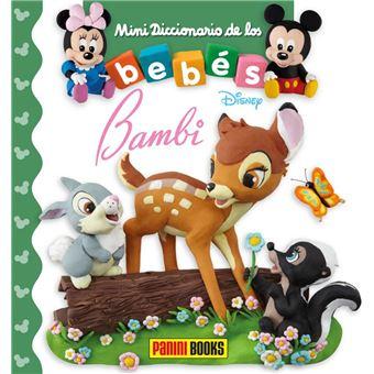 Mini diccionario de los bebés Disney - Bambi