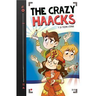 The Crazy Haacks y la pócima eterna (Serie The Crazy Haacks 8)
