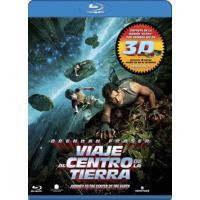 Viaje al centro de la Tierra - Blu-Ray + 3D