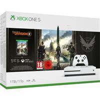 Consola Xbox One S + The Division 2