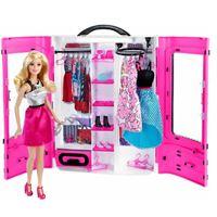 Muñeca Mattel - Barbie Fashionista y su armario