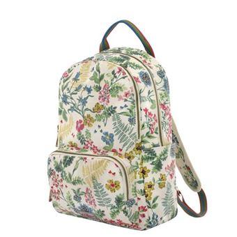 Mochila con bolsillos Cath Kidston Twilight Garden