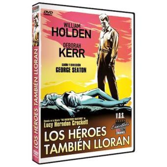 Los héroes también lloran V.O.S. - DVD