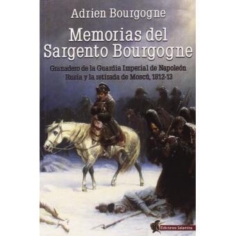 Resultado de imagen de Memorias Del Sargento Bourgogne