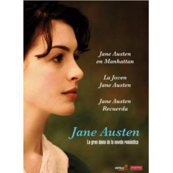 Pack Jane Austen. Películas - DVD