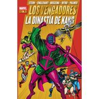 Los Vengadores. La dinastía de Kang. Marvel Gold