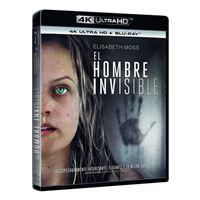 El Hombre Invisible - UHD + Blu-ray