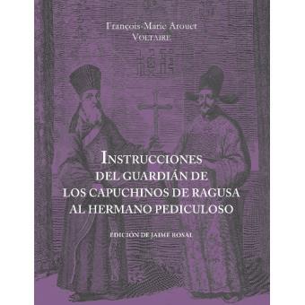 Instrucciones del guardián de los capuchinos de Ragusa al hermano pediculoso