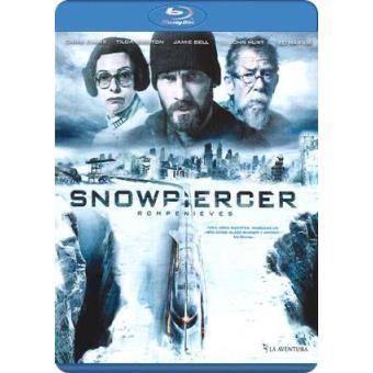 Snowpiercer - Rompenieves - Blu-Ray