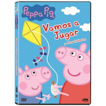Peppa Pig: Vamos a jugar y otras historias - DVD