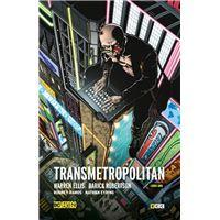 Transmetropolitan Libro 01 (de 5)