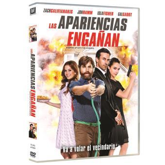 Las apariencias engañan - DVD