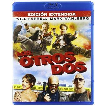 Los otros dos -  Ed extendida - Blu-Ray
