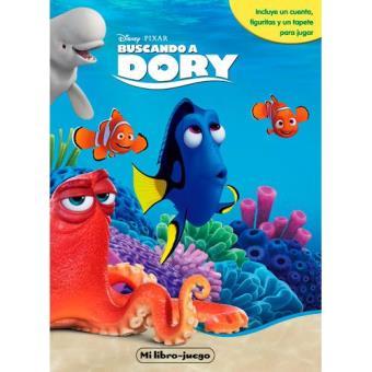 Buscando a Dory. Mi libro-juego