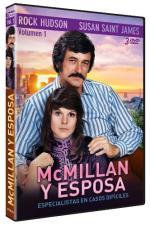 McMillan y esposa, especialistas en casos difíciles Vol. 1 - DVD