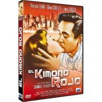 El kimono rojo - DVD